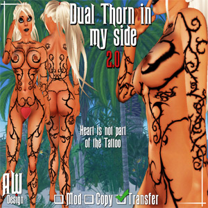 Dual Thorn in my side 2.0