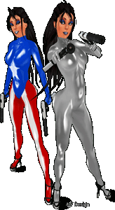 L-001 Silver and Puerto Rico